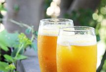 Easy Fall Entertaining / Cocktails, Mocktails and easy fall treats to serve up to your guests.  / by Cleverlyinspired