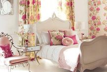 Bedrooms / by Julie Rodgers