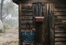 Cozy Cabins / by Christina Fuller