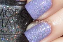 Morgan Taylor Polish Nail Art / The best nail art photos using Morgan Taylor polish. / by Nail Art Gallery