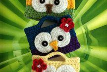 crochet purses / by Terry Davidson