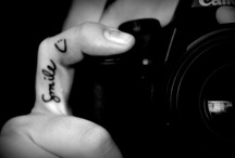 Tattoos  / by Taylor Mackey
