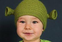 Crochet goodness / by Makeesha Byl