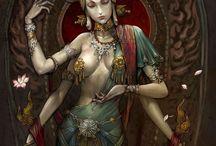 divine / by Angela Karr