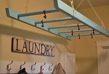 Laundry Rooms/Decor (Past and Present) / by Lisa Davis