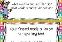 bucket fillers / by MCeeph