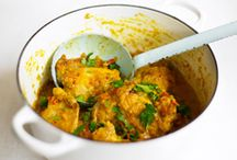 Curry recipes / From aromatic coconutty Thai dishes to spicy north Indian numbers, you can't beat a good curry!  / by Sainsbury's Magazine