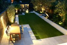 Outdoor lighting / by Debbie @ Lichtinspiratie