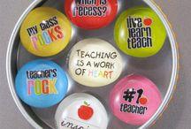 Teacher Gifts / by Cheri Allan