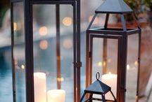 Lanterns / by Christina Cruz Green