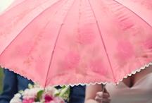 Pink Umbrella IC / by Alyssa Christensen