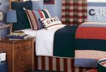 Boys Rooms / by Kathryn Interiors
