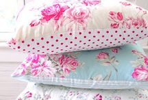 Pillows / by Christine