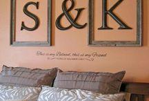 dream bedroom / by Jennifer Owens
