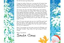 Letters From Santa / by Beverly Fortier