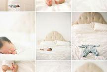 Newborn Photo Love / by Tiffany Johnson