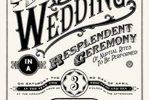 Wedding / by Allison Bastien