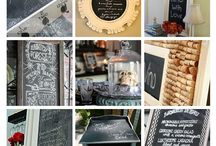 Chalk Boards / by Brianna Lawrence