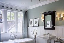 Bathroom / by Andrea VanderStel Snyder