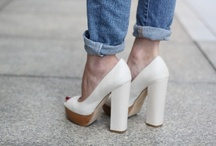 fancy feet / by Mia-Lyn