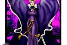 Disney Villains ºoº  ºoº   / by Kimberly Hamner