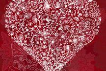 Hearts / by Sandy Lumsden