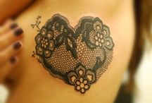 Tattoo  / by Michelle Thomas