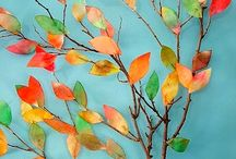 Fall Decor / by Heather Roecker