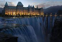 Majestic Waterfalls  / by Annie Lemmerman