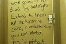 Be Kind / Kindness quotes and ideas for school / by Shelly Roe