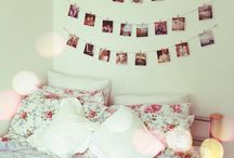 picture wall / by Rachel Graves