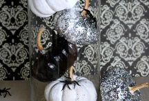 Halloween decorations / by Deb Spaude