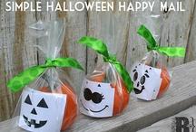 Celebrating Halloween  / by Katherine Marie