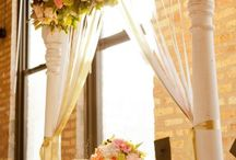 Ceremony Ideas / Interesting ceremony settings...indoor and outdoor / by Bergerons Flowers