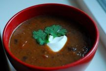 Soups / by Tina Lovell, Independent Consultant, Close To My Heart