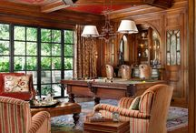 Living Rooms, Family Rooms Designed by Linda L. Floyd, Interior Design / by Linda L. Floyd Interior Design