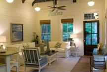 Remodeling our shotgun style home / by Becky Williams