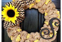 Wreath work / by Jessica Dowdy