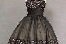 Vintage dress / by Jamie Gregory