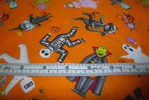 Halloween / Halloween fabrics and inspiration / by Hope's Quilt Designs