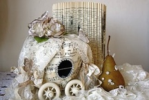 Paper crafts / by Vicki Matthews