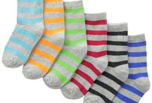 My Kid Likes Bright Socks / by Skye Kilaen