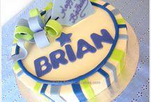 Adult Birthday Cakes / by Darlene - Make Fabulous Cakes