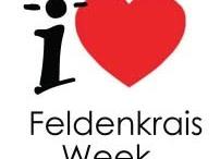Feldenkrais Week 2013 / by Buffy Owens, GCFP