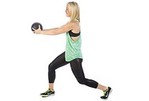 Extreme Bootcamp with Lacey Stone fitness moves / by Appcession