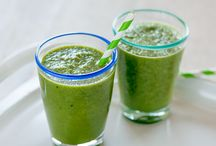 Smoothies + juices / by Christy Hulsey