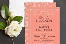 Wedding invites / by K B