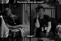 Grey's Anatomy / by Lydia Hammons