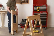 woodworking shop / by Deb Hegemann