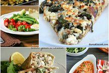 Weekly Recipes / by Megan Yarber